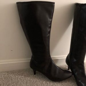 IMPO Stretch Heeled Boots